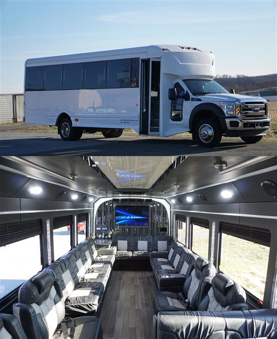 LARGE EXECUTIVE SHUTTLE