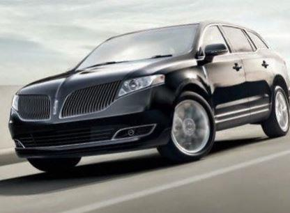 LINCOLN MKT Crossover